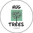 Hug Trees Button