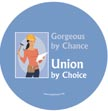 union organizing buttons